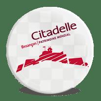 Logo Citadelle Besançon